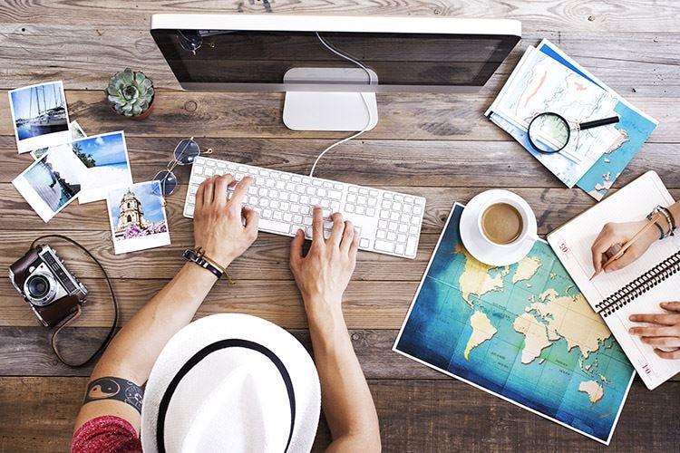 Le vacanze corrono online Sul web il 50% delle prenotazioni