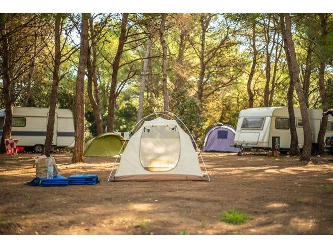 Vacanze in tenda per 4,3 milioni