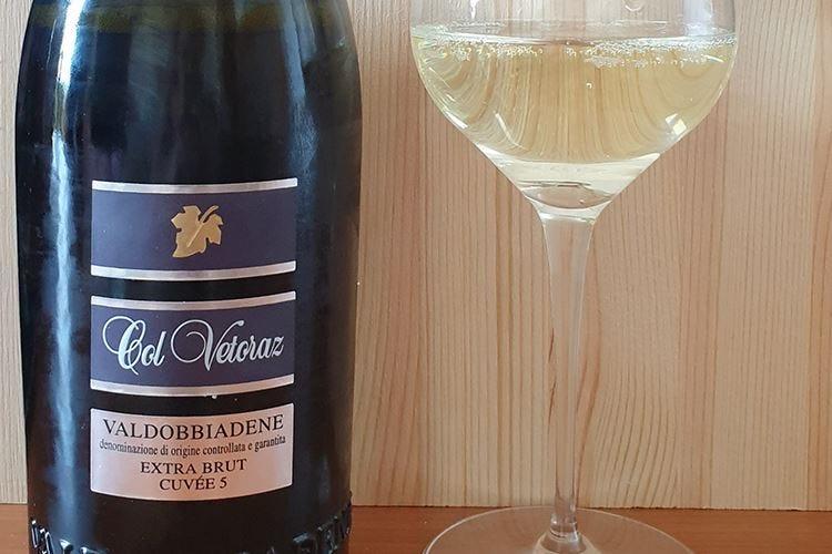 £$Ripartiamo dal vino$£ Extra Brut Cuvée 5 Col Vetoraz