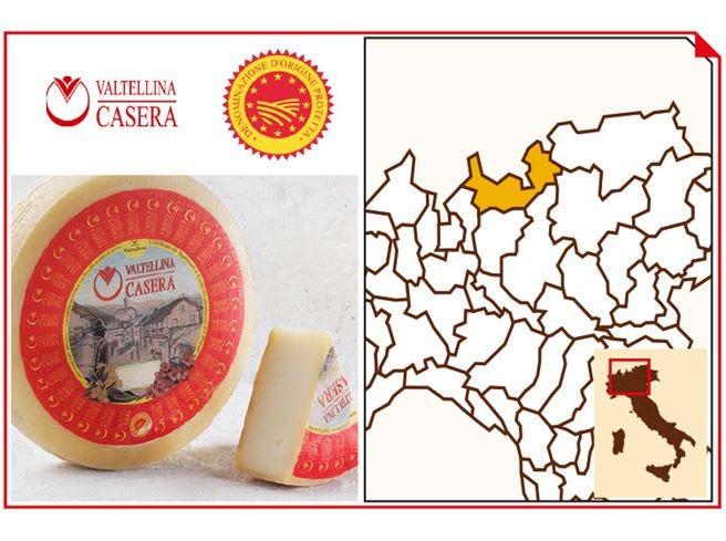 Valtellina Casera Dop