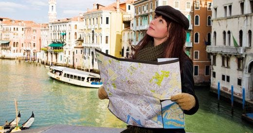 Italia meta amata dagli stranieri I tedeschi i più assidui visitatori