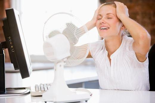 Proteggere l'intestino dal condizionatoreDi notte è meglio usare il ventilatore