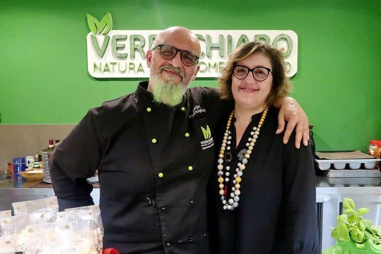 Verdechiaro, cucina salutistica da gustare anche a casa