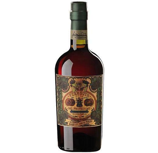 Il Vermouth del Professore rosso entra in distribuzione nel mercato italiano
