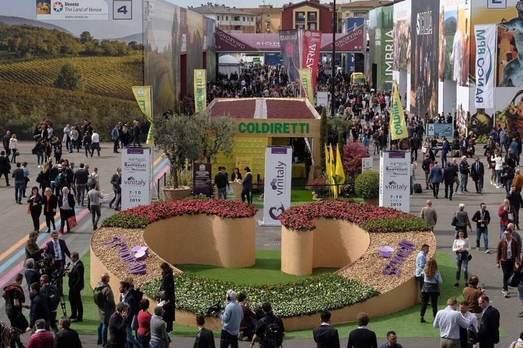 VeronaFiere e il vino Il connubio si rinnova nel 2020