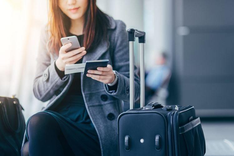 Viaggi a portata di smartphone Prenotazioni in crescita del 32%