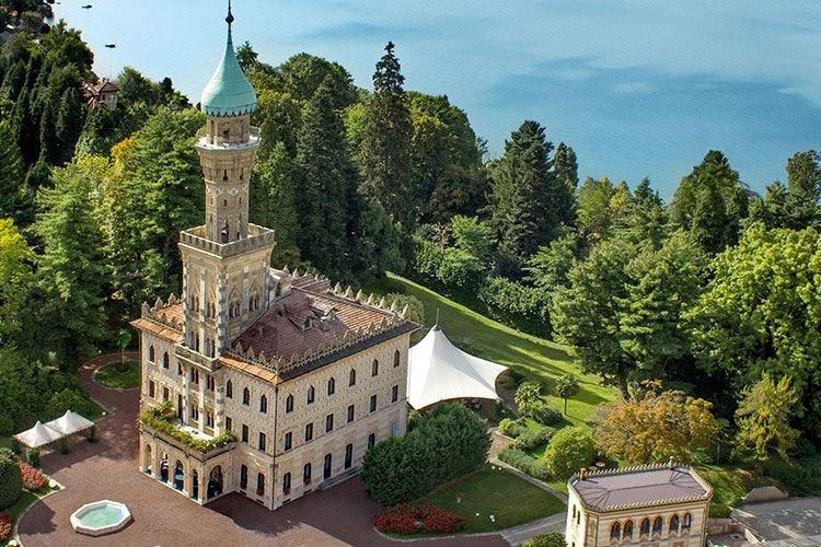 Villa Crespi, dimora storica 5 stelle lusso Riapre con restyling degli spazi gourmet