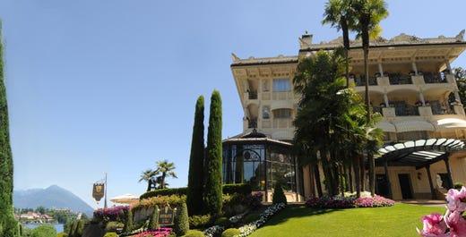 Hotel Villa E Palazzo Aminta Stresa Vb