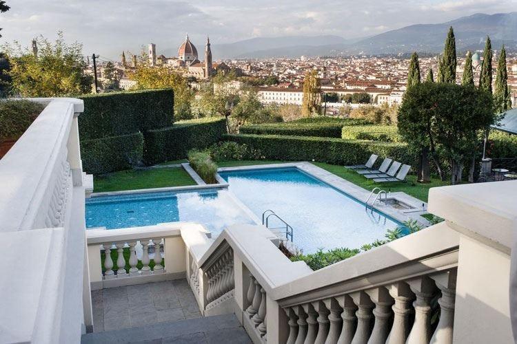 Hotel a 5 stelle in profondo rosso A Firenze chiude Villa La Vedetta