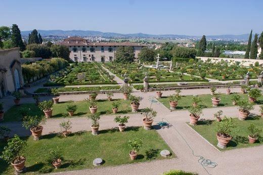 Sigurtà e Villa Medicea di Castellosono i parchi più belli d'Italia 2013