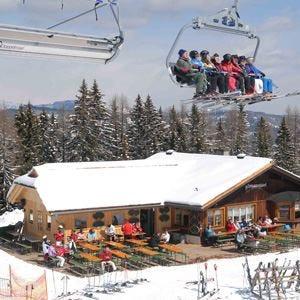 Comprensorio sciistico di Villach Sport e relax in Austria