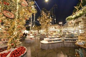 Villaggio Di Natale Bussolengo Immagini.Villaggio Di Natale Flover A Bussolengo Il Piu Grande