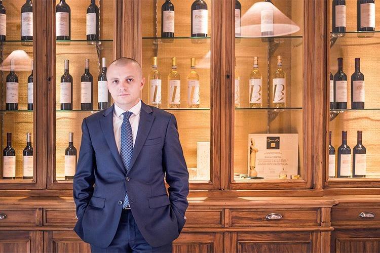 £$In sala con$£ Vincenzo Donatiello «Si deve mettere a proprio agio il cliente»