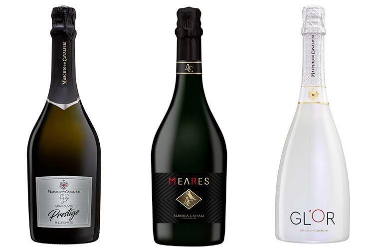I vini di Cantine Riunite & Civ incontrano i piatti di Igles Corelli