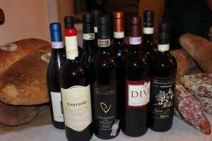 Elogio ai vini autoctoni italiani a RomaIl Lambrusco mantovano... un successo!
