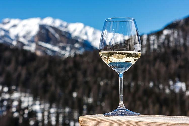 Dal paese ai rifugi La Cortina del vino da degustare