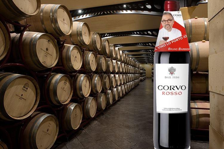 Il vino lo porta Barbieri Quello di Duca di Salaparuta