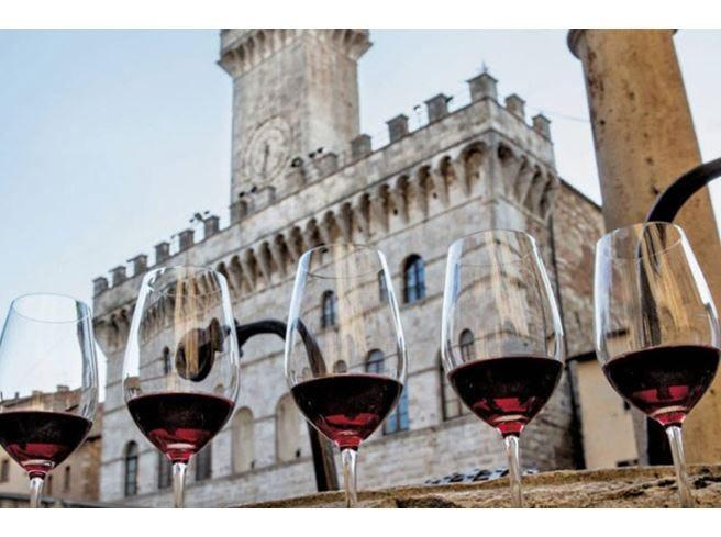 """Vino Nobile di Montepulciano In etichetta la dicitura """"Toscana"""""""