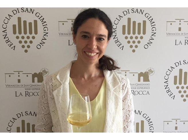 Vino Vernaccia di San Gimignano  Irina Guicciardini Strozzi presidente