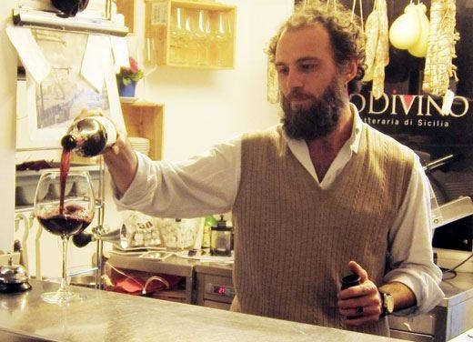 A Palermo vini senza segreti Enoteca letteraria, tappa obbligata