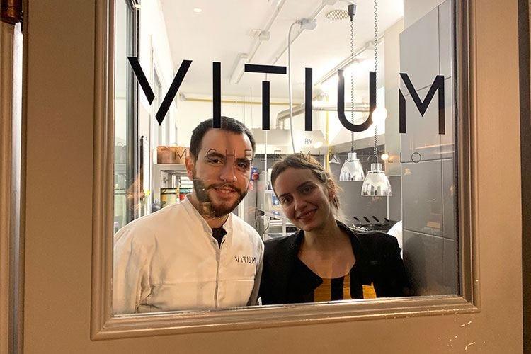 Da Crema al mondo Vitium soddisfa palati gourmet