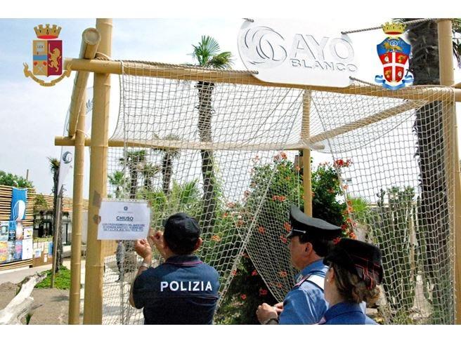 Violenza e razzismo in spiaggia Lido di Chioggia chiuso 15 giorni