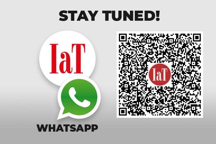 Le newsletter di Italia a Tavola ogni giorno su WhatsApp