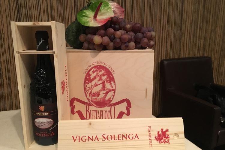 Wine Week, spunta Vigna Solenga l'ultimo nato di Cantina Fiamberti