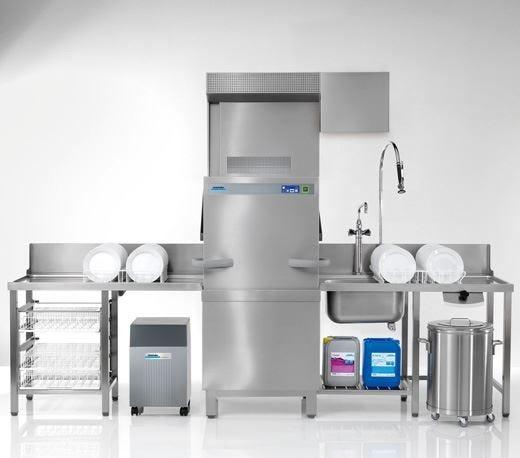 Sistemi di lavaggio Winterhalter La tecnologia che rinfresca le cucine