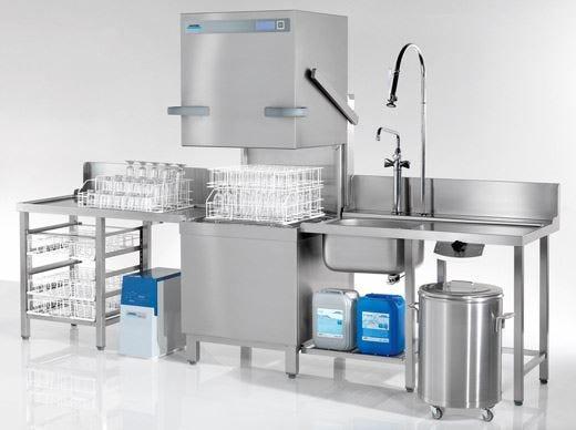 Garanzia di un lavaggio perfetto con i sistemi innovativi Winterhalter