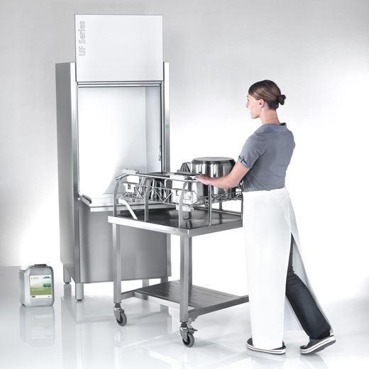 Nuova Serie UF di Winterhalter Soluzioni di lavaggio per ogni esigenza