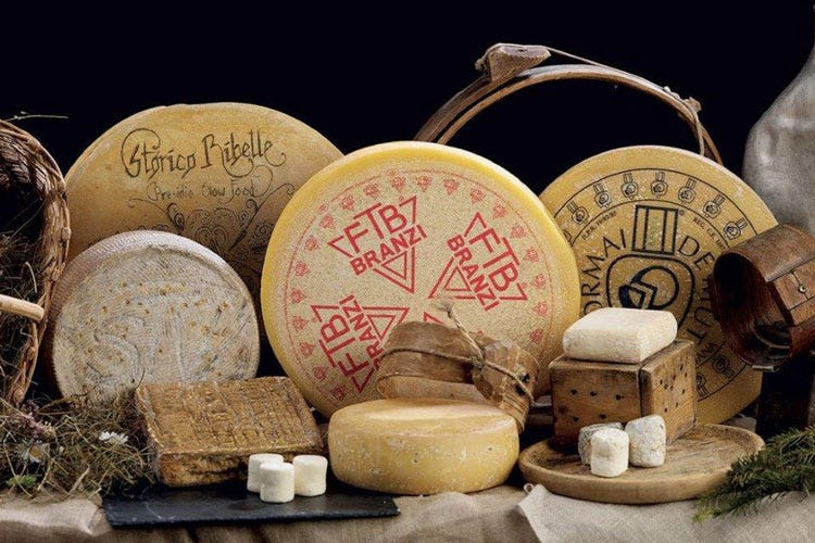 (World Cheese Awards 2019 Bergamo prima città italiana ospitante)