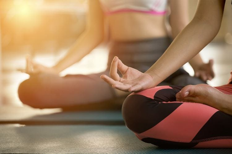 I mille modi di fare yogarafforzano il corpo e la mente