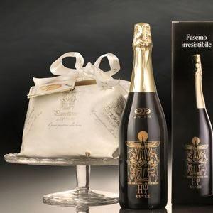 Panettone alla HY Cuvée di Zago Una novità per il Natale 2012