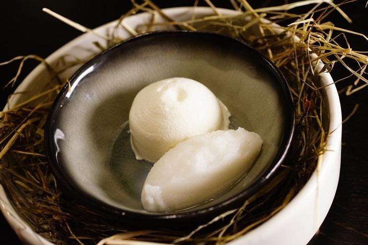 Davide caranchini una cucina fatta di passione e materia - Geranio odoroso ...