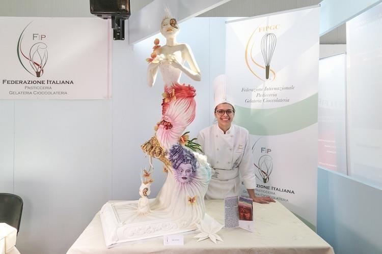 The Cake Artist Gina Vaccarino : Il pasticcere Fabio Orlando trionfa al Campionato italiano ...