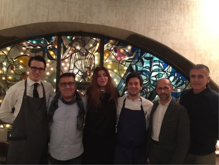 il natale dei sommelier di bergamo in festa al ristorante ?cucina ... - Corso Cucina Bergamo