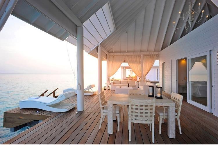 Diamonds athuruga e thudufushi per un soggiorno da sogno nelle