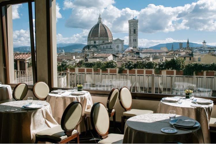 La Magia Della Terrazza Brunelleschi Conquista Palato E
