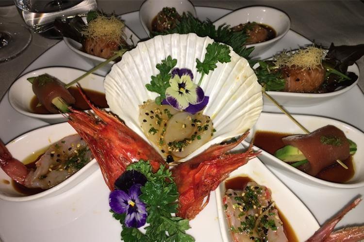 Aria di cambiamenti all 39 hana restaurant in cucina un nuovo executive chef italia a tavola - La cucina di aria ...