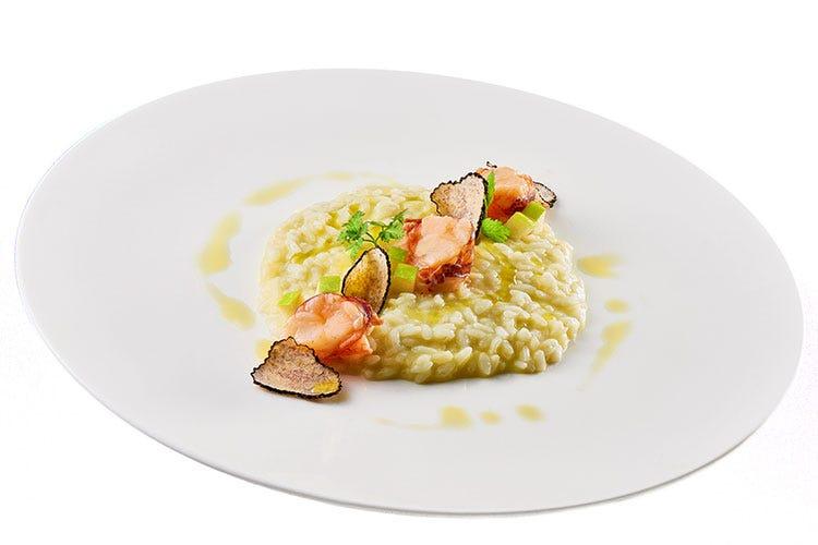 I Piatti della Baita Piè Tofana - foto: Giovanni Panarotto (Cortina, menu d'autore a domicilio  per cene gourmet senza fatica)