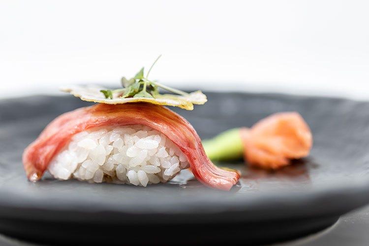 Sushi - foto: Fvsion (Cortina, menu d'autore a domicilio  per cene gourmet senza fatica)