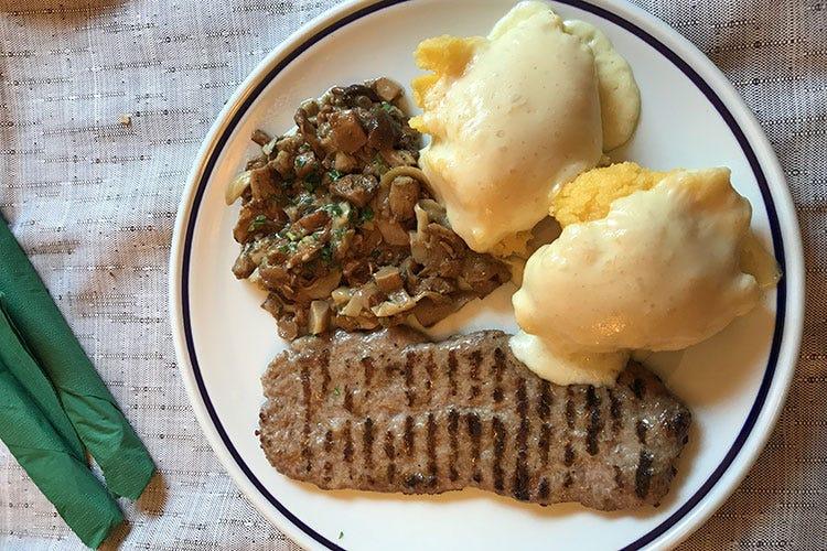 Cucina tipica - foto: cortina.dolomiti.org (Cortina, menu d'autore a domicilio  per cene gourmet senza fatica)