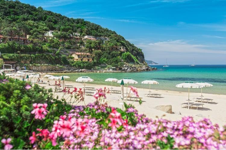 Percorsi Di Salute Bellezza E Benessere All Hermitage Golf Spa Sull Isola D Elba Italia A Tavola