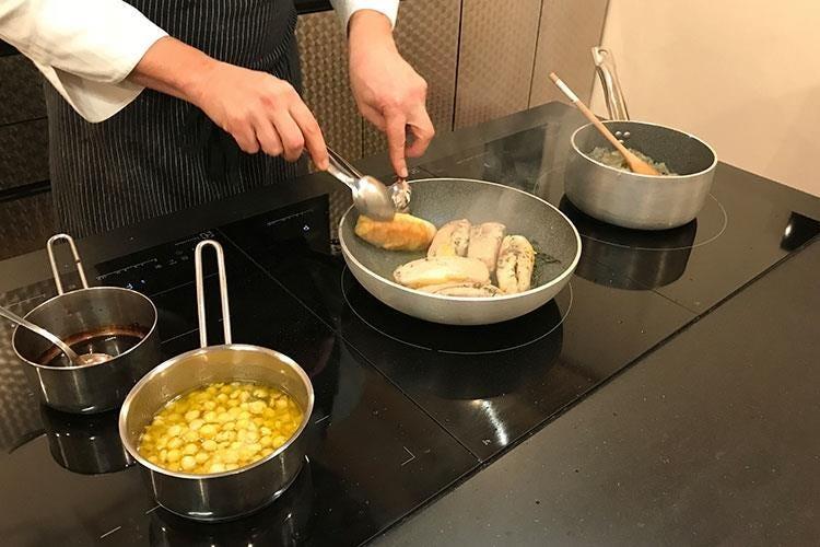 Innocenti Evasioni Gourmet Factory La scuola di cucina di Tommaso ...