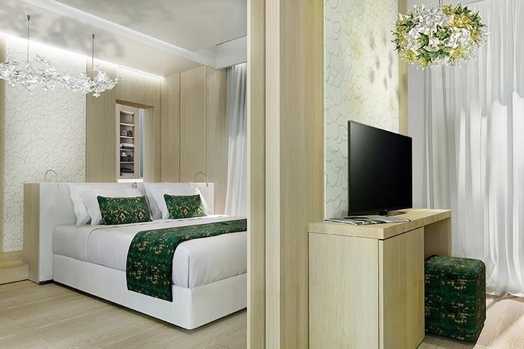 All\'Hotel Belvedere di Riccione soggiorno, benessere e cucina ...
