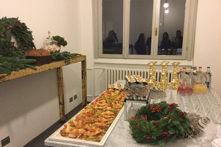 Buffet Di Dolci Di Natale : I menù di benedetta u puntata del u le ricette del